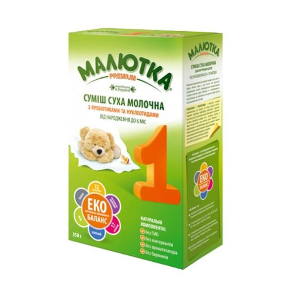 МАЛЮТКА Премиум-1 350г