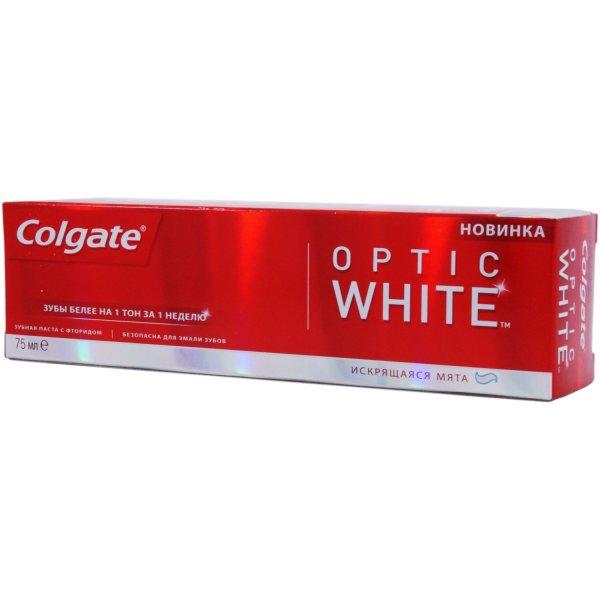 COLGATE Optic White Зубная паста 75мл