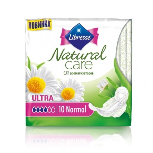 LIBRESS Natural Care Ultra Normal N10