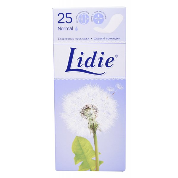 KOTEX Ежедн LIDIE Normal N25