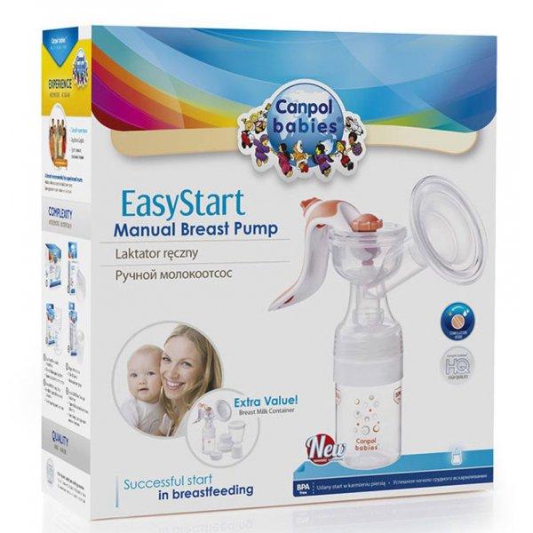 CANPOL BABIES Молокоотсос ручной EasyStart