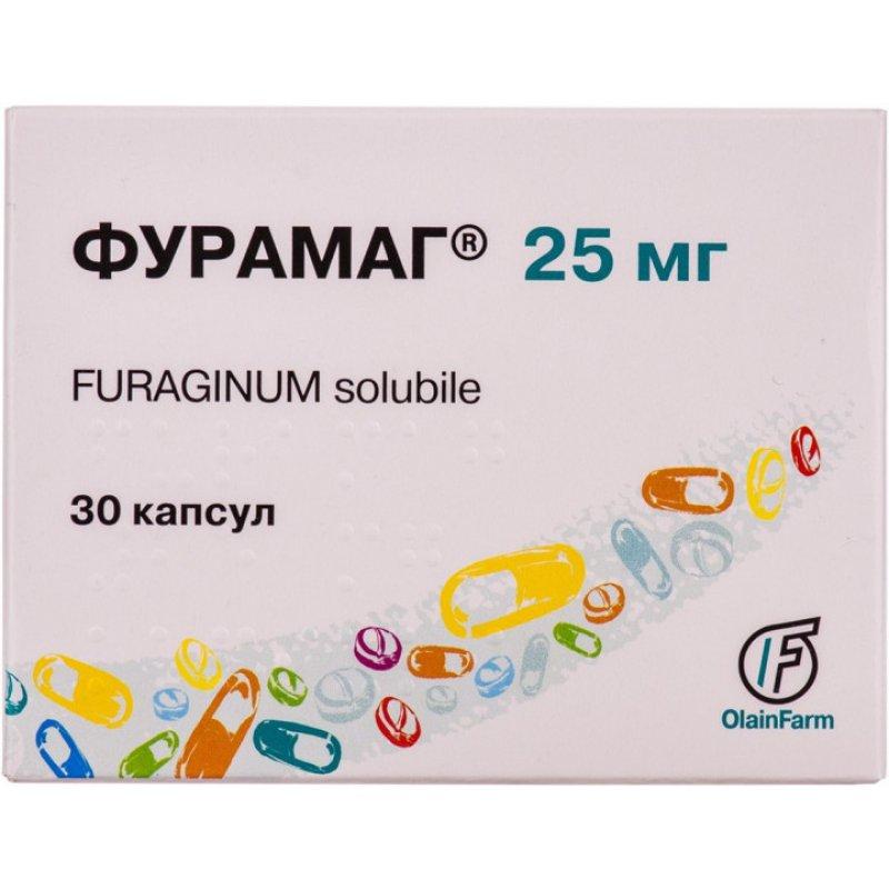 Фурамаг для простатита популярные антибиотики для лечения хронического простатита