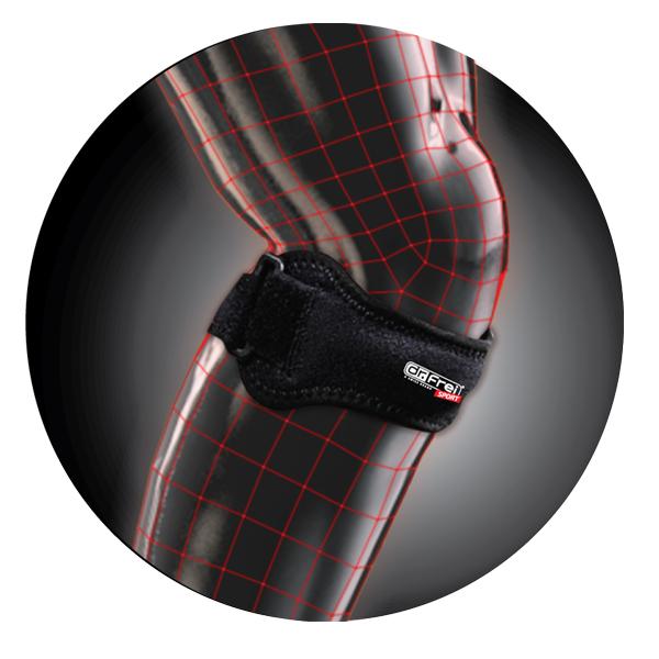 Dr. Frei Бандаж на колінний суглоб роз'ємний S6010