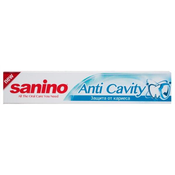 Sanino зубная паста Защита от кариеса 100 мл