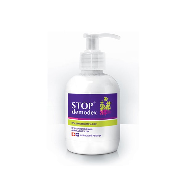 STOP demodex (Стоп демодекс) мыло 270мл