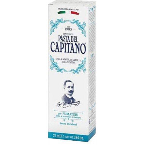 DEL CAPITANO зубная паста для курящих людей 75мл