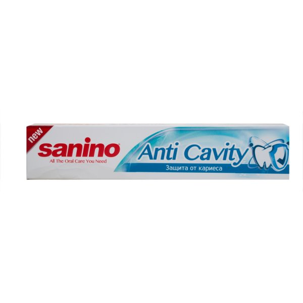 Sanino зубная паста Защита от кариеса 50 мл