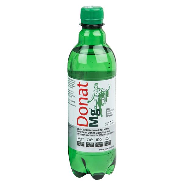 ВОДА Донат Лечебная мин. вода 0,5л пет