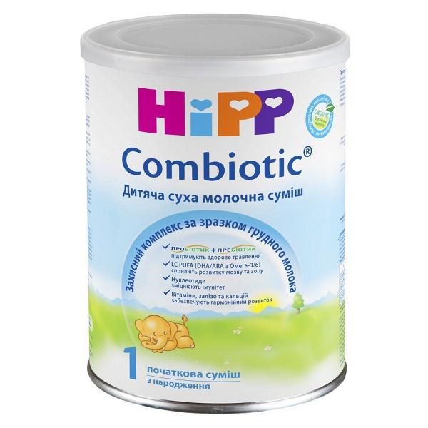 HIPP смесь мол «Combiotik» 1 350г