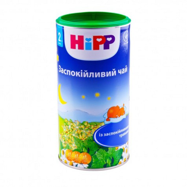 HIPP чай успокаивающий 200г