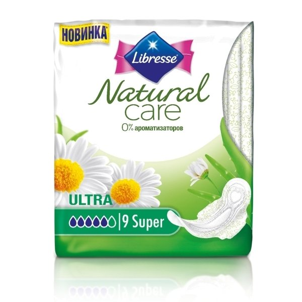 LIBRESS Natural Care Ultra Super N9