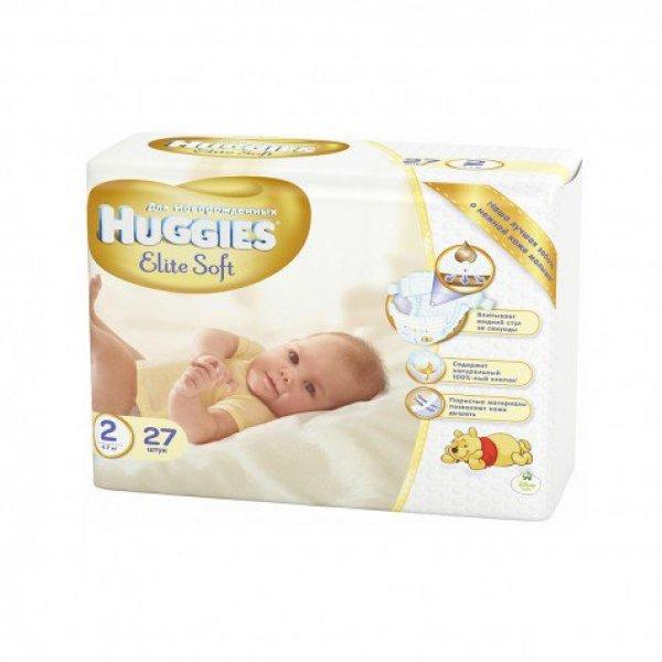 HUGGIES Elite Soft (2) N24