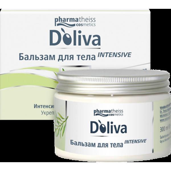 DOLIVA Бальзам для тела INTENSIVE 250 (300) мл