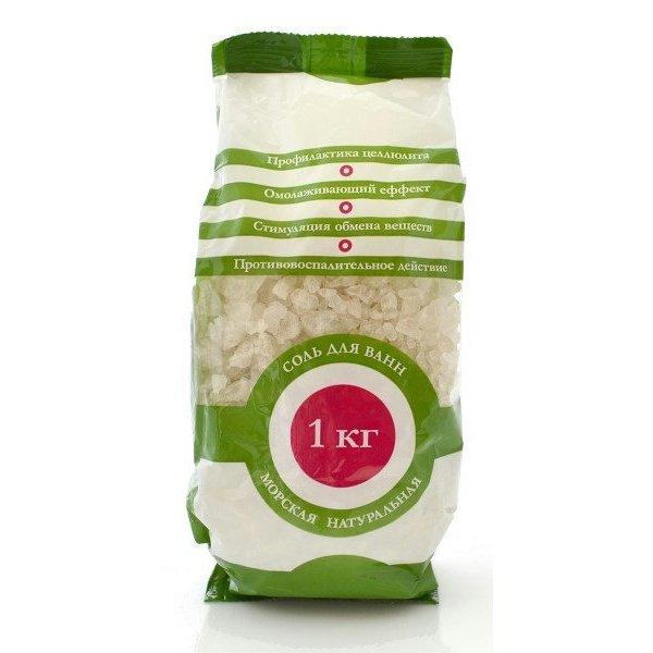 ELENSEE Соль Натуральная Морская 1000 гр
