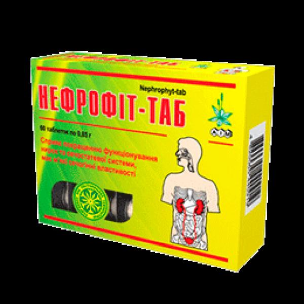 НЕФРОФИТ-ТАБ таб. №60 (10*6)