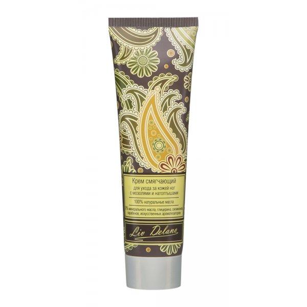 Oriental touch Крем смягчающий для ухода за кожей ног с мозолями и натоптышами, 100г