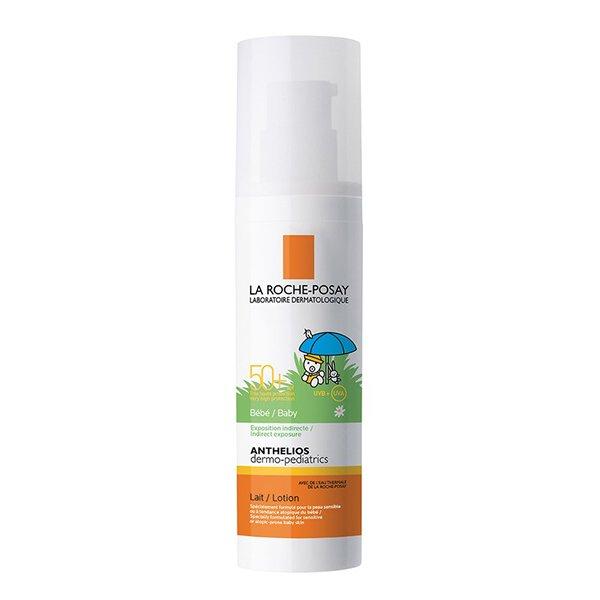 Антелиос Дермо-Педиатрикс Солнцезащитное молочко д/чувствит. кожи детей SPF50+ 50мл