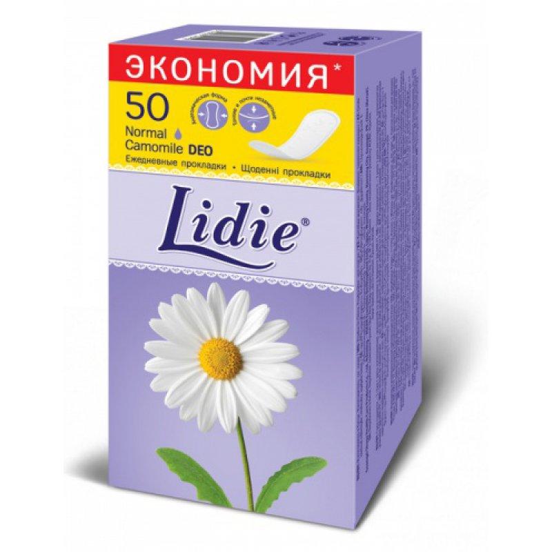 KOTEX Ежедн LIDIE Deo N50