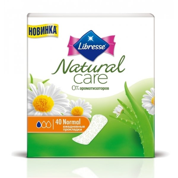 LIBRESS Natural Care Normal N40