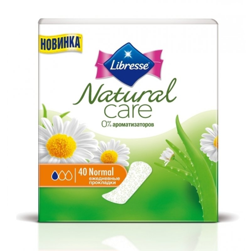 LIBRESS Natural Care Normal N40