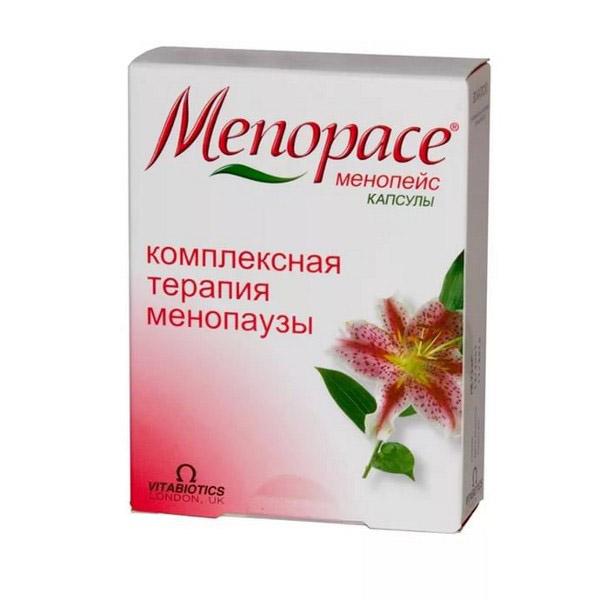 МЕНОПЕЙС капс. N30