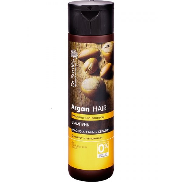 """Dr. Sante Argan Hair"" Шампунь 250мл"