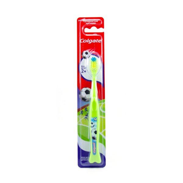 COLGATE Детская Зубная щетка 2+
