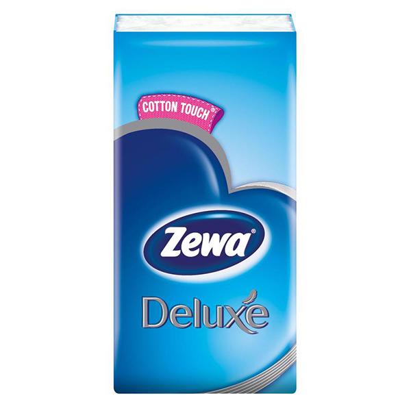 ПЛАТОК НОСОВОЙ Zewa Deluxe аромат №10