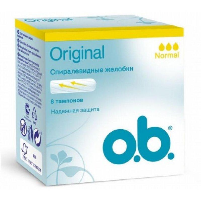 O.B. Original Normal N8