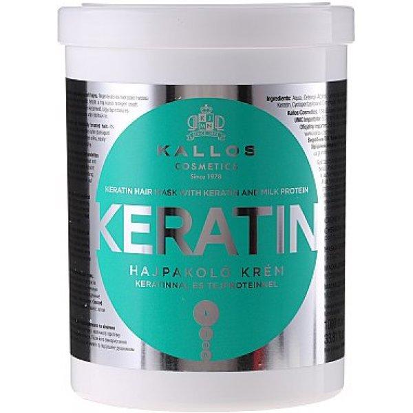 Kallos маска д/волос Keratin