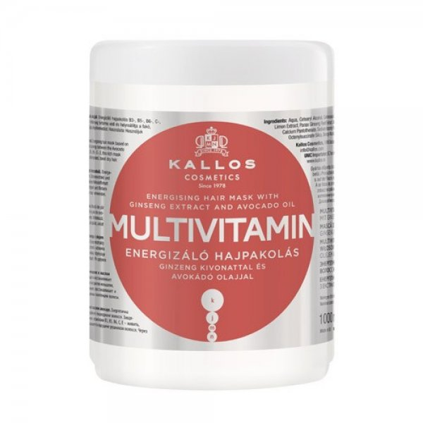 Kallos маска д/волос Multivitamin