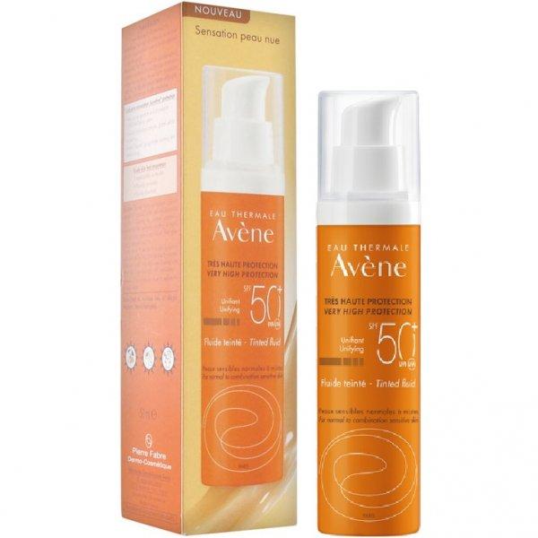Avene Солнцезащитный флюид SPF50+ 50 мл