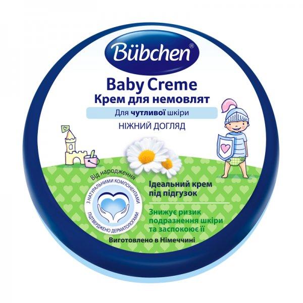 BUBCHEN Крем д/младенцев 150мл