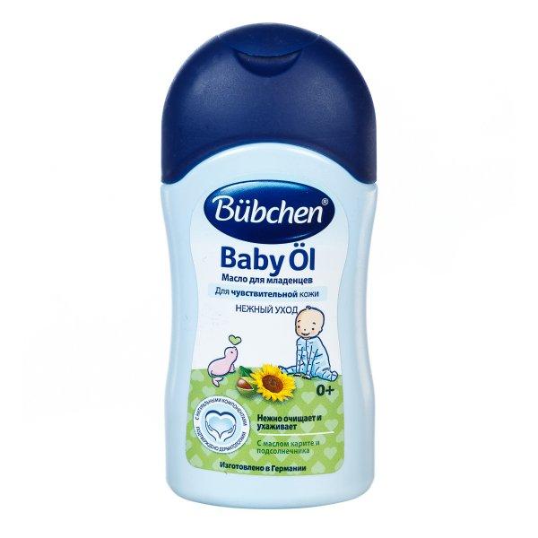 BUBCHEN Масло для младенцев для чувствительной кожи 40мл