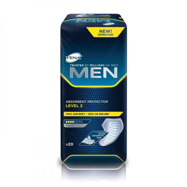 TENA MEN Урологические прокладки д/мужчин 20шт