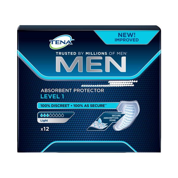 TENA for Men Урологические прокладки д/мужчин 12шт