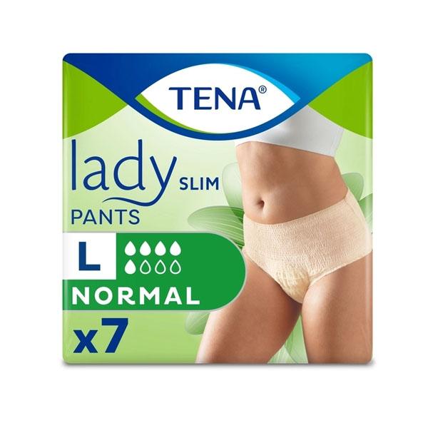 Tena Lady урологічні труси Slim Pants Normal Large 7шт