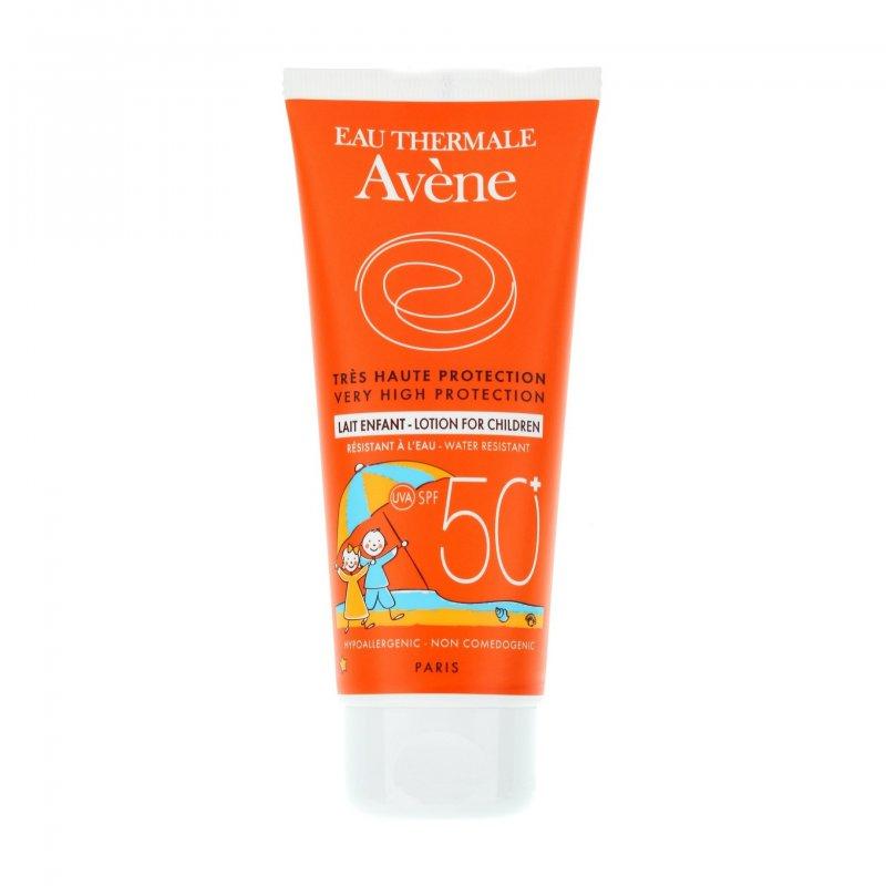 AveNe Солнцезащитное молочко для детей SPF 50+ 100мл