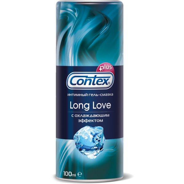 CONTEX  Гель-смазка LONG LOVE 100мл
