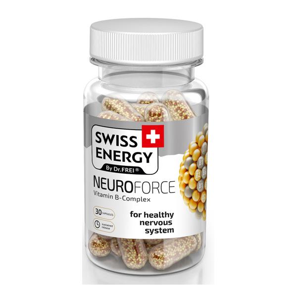 SWISS ENERGY витамины Neuroforce №30