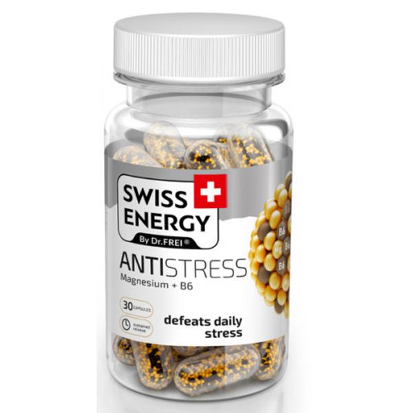 SWISS ENERGY витамины в капсулах Antistress №30