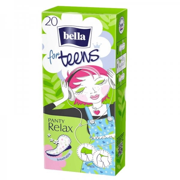 BELLA FOR TEENS RELAX /20