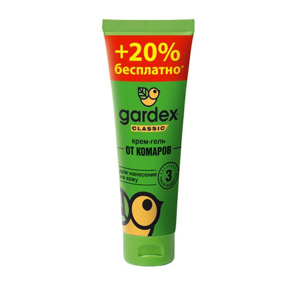 GARDEX CLASSIC Крем-гель от комаров 60мл