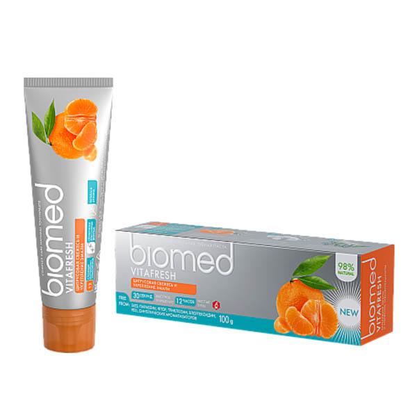 SPLAT Комплексная зубная паста * Biomed vitafresh / Витафреш 100гр
