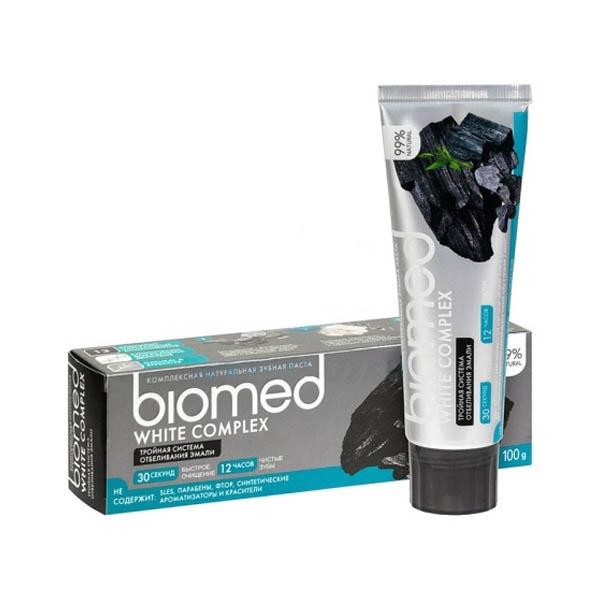 SPLAT Комплексная зубная паста * Biomed White Complex / Вайт комплекс 100гр