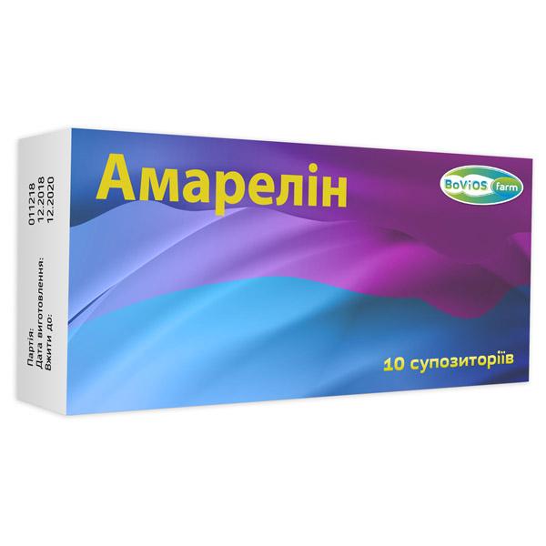 АМАРЕЛИН супп.N10