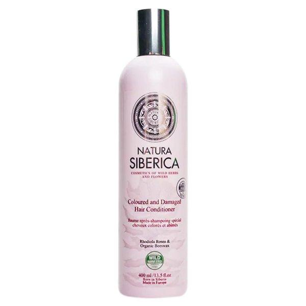 Natura Siberica Кондиціонер для фарбованого й пошкодженого волосся  400 мл