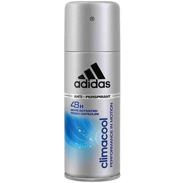 Adidas  Action3 Cool Dry Man  Climacool Дезодорант антіперспірант 150 мл (мужской)