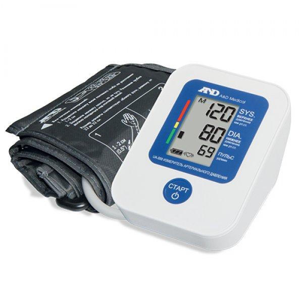 A&D Прилад для вимірювання артеріального тиску та частоти пульсу UA-888Е