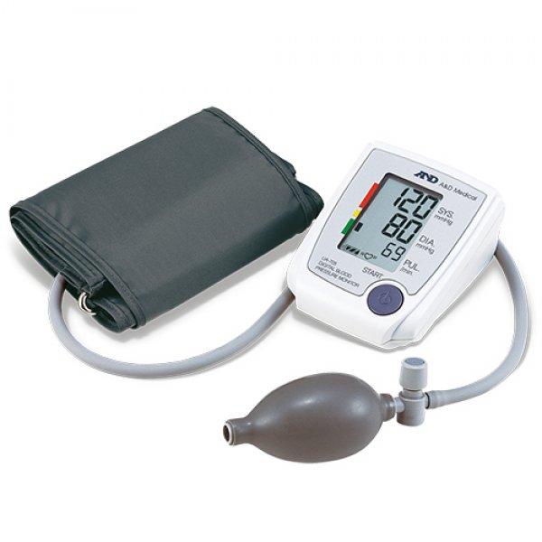 A&D Прилад для вимірювання артеріального тиску та частоти пульсу A&D UA-705